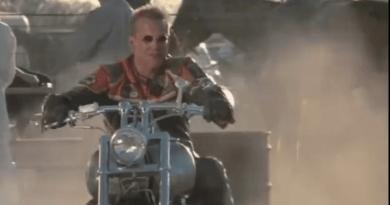 Harley Davidson and the malboro man