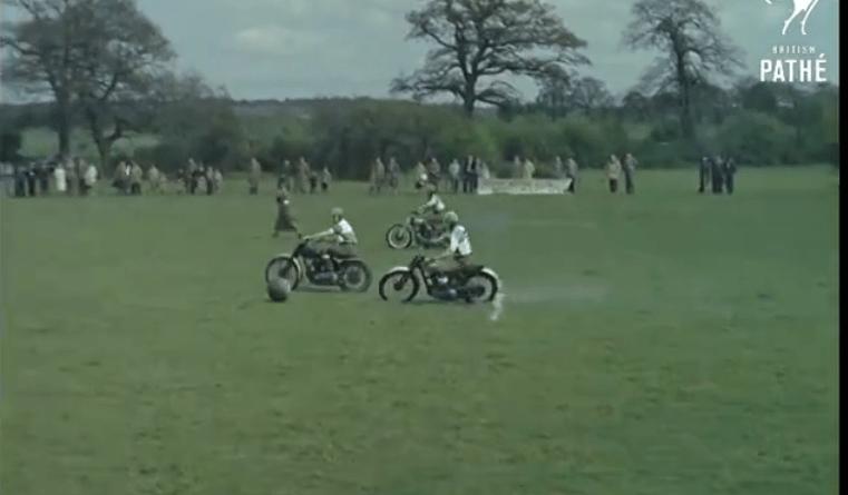 moto ball 1958