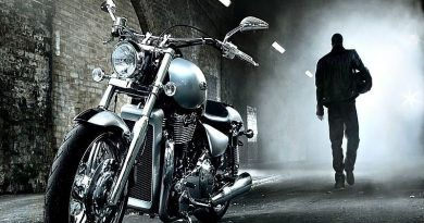 Motorcycles That Make You a Man