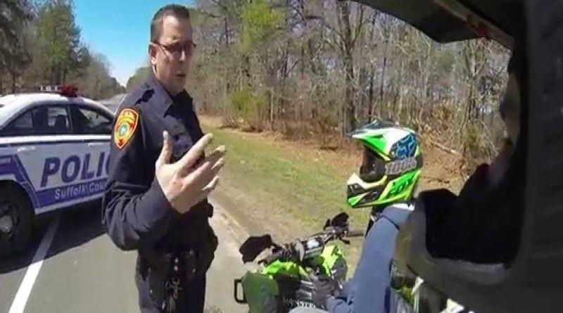 bikers vs cops volume1