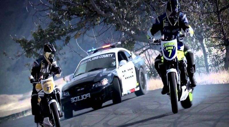 moto vs cops volume 2