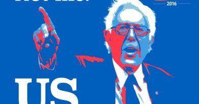 Bernie Sanders Not Me Us Word Press