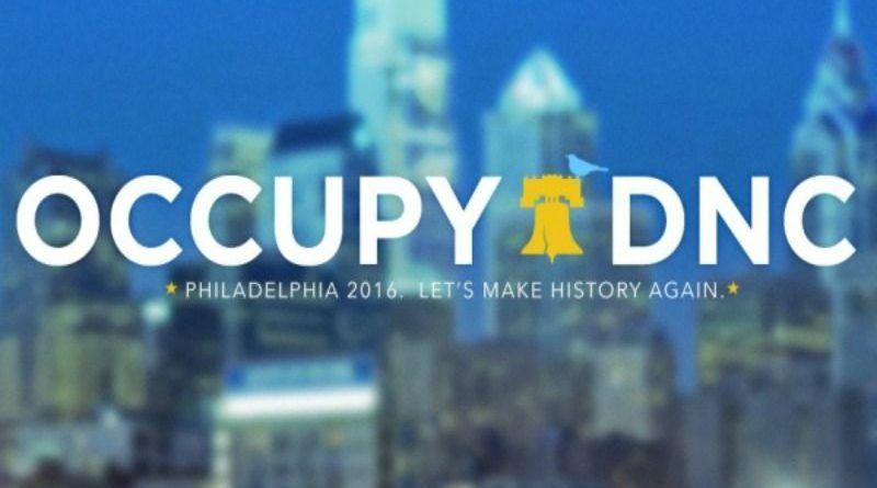 Occupy-DNC word press