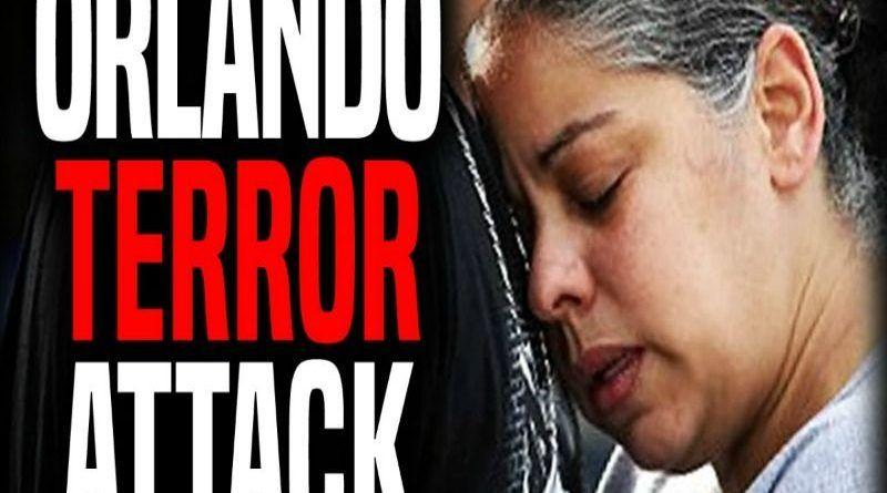 Orlando Terrorist Attack word press