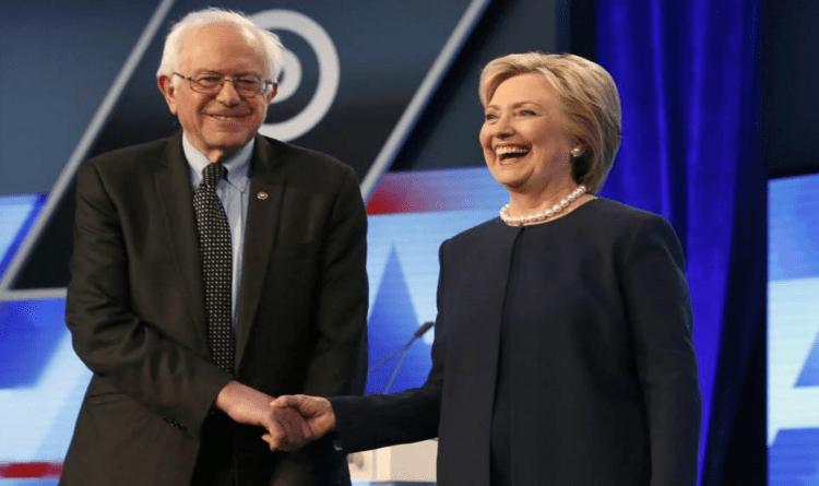 Bernie Forced wordpress