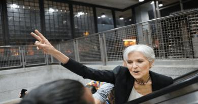 Jill Stein poll wordpress