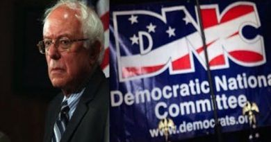 Sanders DNC Wordpress