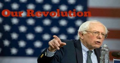 bernie sanders revolution wordpress