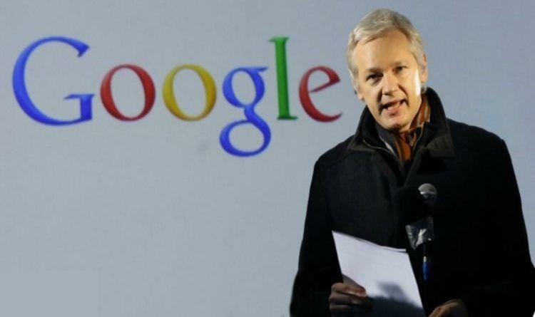 Assange word press