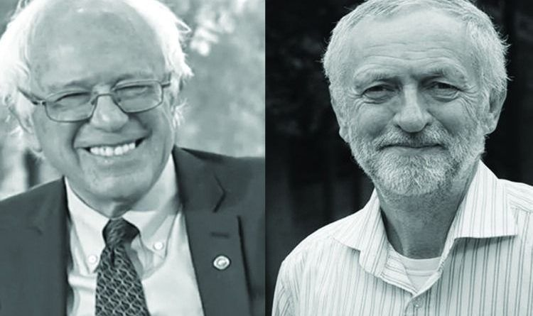 Corbyn:We Had A Message Yesterday From Bernie Sanders Saying That He Was Threatened To Drop out Of The Race