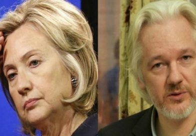 Assange: I Have An Encrypted File With a Dead Man's Switch And It Is About Hillary Clinton!