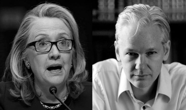 Assange: I Will Bring Hillary Down Before The Debate Stage On September 26th