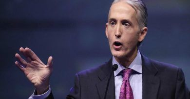 LOUISVILLE, KY - MAY 20:  Rep. Trey Gowdy (R-S.C.) speaks at the National Rifle Association's NRA-ILA Leadership Forum during the NRA Convention at the Kentucky Exposition Center on May 20, 2016 in Louisville, Kentucky. The convention, which opened today, runs until May 22.  (Photo by Scott Olson/Getty Images)