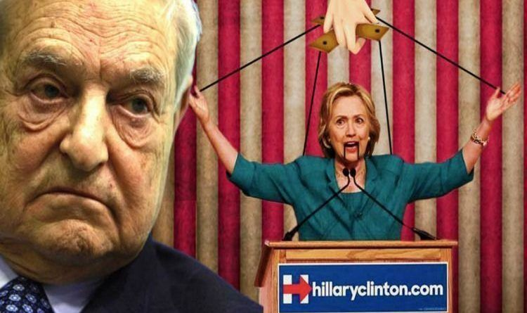 WIKILEAKS: George Soros to be Shadow President of USA