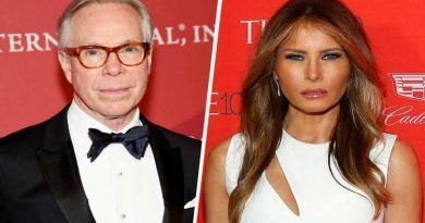 Tommy Hilfiger Responds To The Designer Who Wants To Boycott Melania Trump! He Destroyed Her For Good!