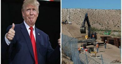 At last!! DHS Posts Up Bid Notice For The Great Mexico Border Wall !