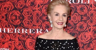 Carolina Herrera Is Sticking By Melania Trump She Would Be Honored To Dress America's First Lady