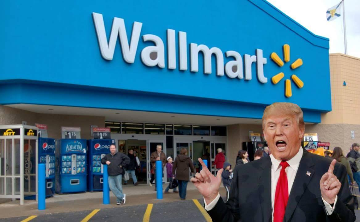 BOYCOTT WALMART: Trump Will Be So P*ssed When He Sees How They ...