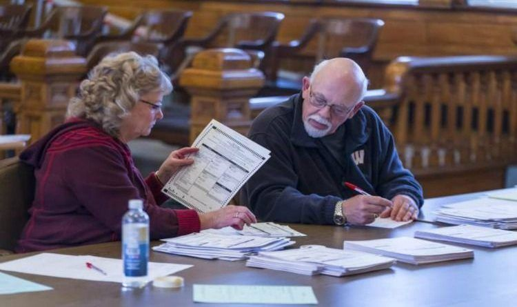 Wisconsin Recount Numbers Shock Campaigns