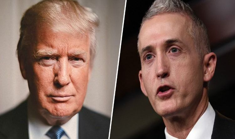 Trey Gowdy Urges Donald Trump To Reopen Hillary Clinton Investigation!