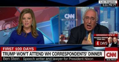Ben Stein Destroys CNN For Constantly Slamming President Trump