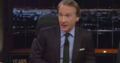 WATCH! Maher: 'Trump's Stormtroopers' Are Pulling 16-Year-Olds Out of Classrooms To Deport Them (VIDEO)