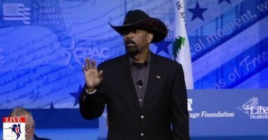 Sheriff David Clarke:  President Trump Reminded Us We Will Face Challenges, We Will Confront Hardships, But We Will Get The Job Done.