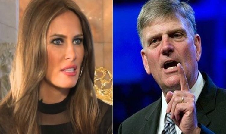 Franklin Graham Is Proud Of Melania Trump For Using THE Lord's Prayer at a Political Rally