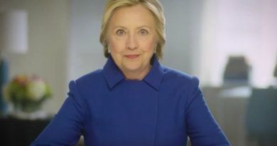 Hillary Clinton Released A Video Praising Anti-Trump Protesters