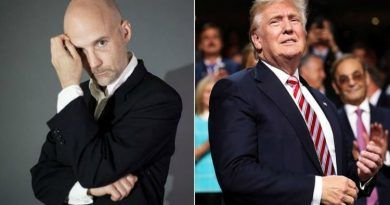 Moby Claims He Has Intel On Trump Administration And Russia