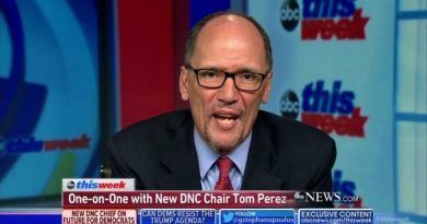 Tom Perez Thinks Hillary Clinton Might Run For President In 2020