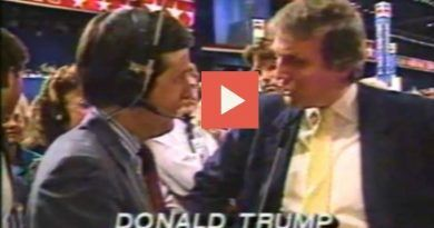 Donald Trump Interview 1988 Republican Convention
