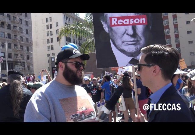Protesters Embarrassed Themselves As They Couldn't Find Reasons Why They Missed Obama
