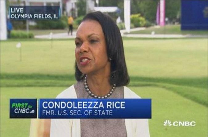Condoleezza Rice Reveals One Thing Trump Understands That Obama Never Will (VIDEO)
