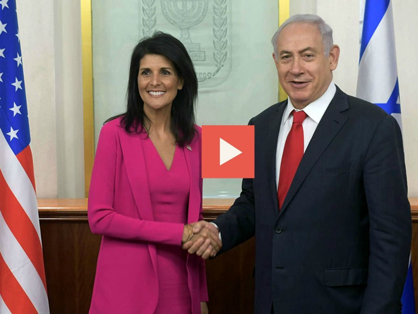 UN Ambassador Nikki Haley: It Is A New Day For Israel In ...