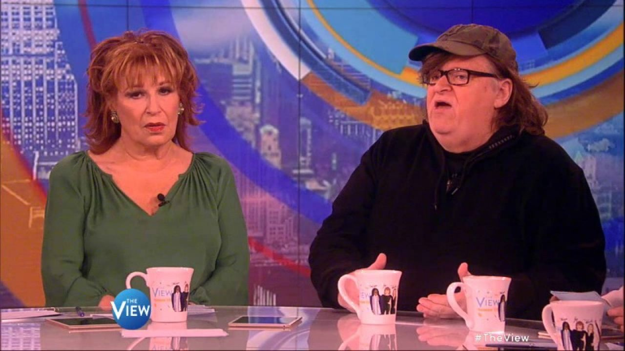 Michael Moore and Joy Behar Went Over the Line - They Will Do Everything To  Get Rid Of Trump! (VIDEO) - USA SUPREME