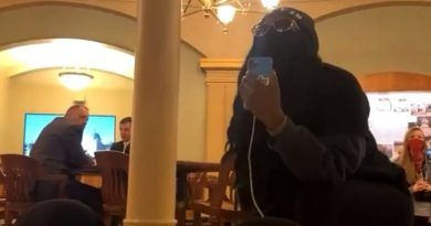 "Videos: ""Insurrection"" Underway In Iowa As BLM Storms The State Capitol Building – Arrests Are Being Made"