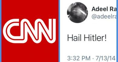 CNN's Contributor Has A Long History Of Supporting Hitler –  He Has Been On CNN's Payroll Since August Of 2013 (Photos)
