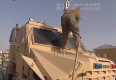 Videos: US Soldiers Smashing The Windows, Devices & Military Vehicles, Before They Withdrew From Afghanistan – The Taliban's Say That They Have Spare Parts